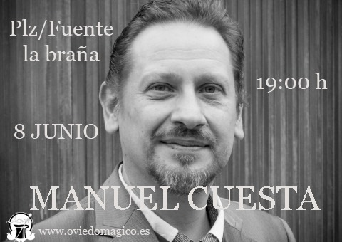 Manuel Cuesta, SECRETOS INCONFESABLES